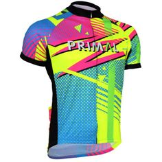 Buy Primal Wuz - Zappenin Short Sleeve Jersey - Yellow here at ProBikeKit USA. We have great prices on bikes, components and clothing, as well as free delivery available! Bike Wear, Cycling Wear, Cycling Jerseys, Cycling Outfit, Cycling Clothing, Sublime Shirt, Jersey Shorts, Apparel Design, Sport Outfits