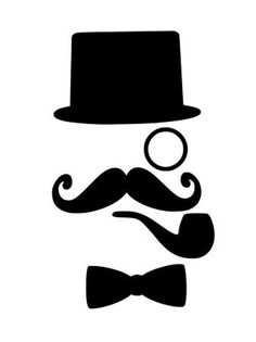 Detective SVG, Studio DXF, PS, Ai and pdf Cutting Files for Electronic Cutting Machines Baby Boy Wreath, Best Wallpapers Android, Moustache Party, Mug Rug Tutorial, Roaring 20s Party, Accessoires Photo, Fathers Day Cake, Outdoor Photo Booths, Cake Logo