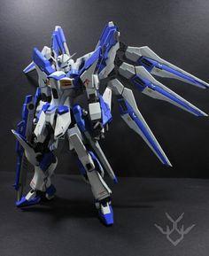 www.pointnet.com.hk - 模型作品 MG 1/100 Strike Freedom Gundam Hi-NU 配色