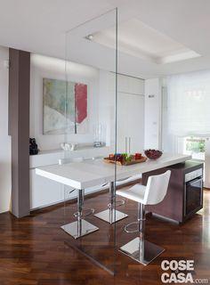 cucina con finestra sul salotto - Google Search | Cocinas ...