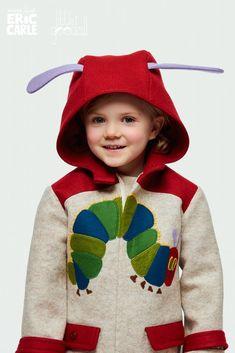 Kids baby Girls Children Hooded Coat Rabbit Print Winter Warm Clothes 2-7Y CHARM
