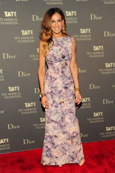 Sarah Jessica Parker  Dinner Charity Tate Americas Foundation