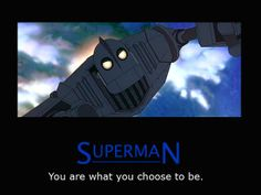 You are who you choose to be :')
