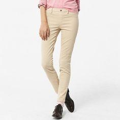 WOMEN CORDUROY LEGGINGS PANTS Leggings Are Not Pants, Uniqlo, Khaki Pants, Tees, Skirts, Sweaters, T Shirt, Shopping, T Shirts