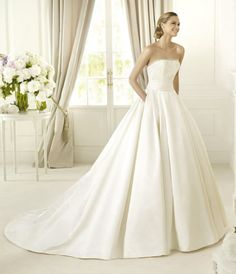 Sheer Perfection: 11 Gorgeous Wedding Dresses from the 2013 Costura Bridal Collection   OneWed