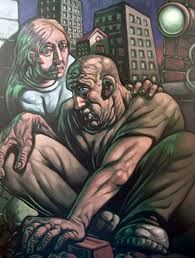 Peter Howson  End of the Road