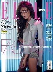Victoria Beckham Elle Interview...love her