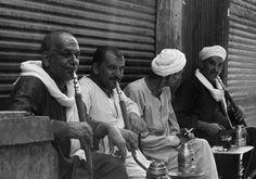 ITAP of four men smoking hookah #photography via /r/itookapicture by KareemElNahhas