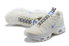hot sale online 28276 ea208 Creative Nike Air Max Plus TN SE Sail White Chamois Racer Blue AR4251