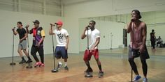 Road to New Edition: 'If It Isn't Love' Choreography
