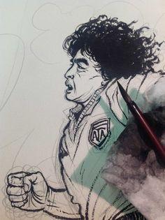 Yuko Shimizu: Maradona
