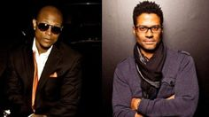 In Studio Jam: Calvin Richardson and Eric Benet