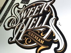 "So sweet that it hurts. Martin Schmetzer : ""Patch design for Sweet Hell"""