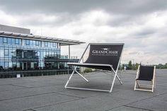 Leżaking na Grand Chair, Warszawa Mokotów. Leżaki XXL #grandchair #lezaking #leżaking #mokotów #mokotow #warszawa #t-mobile #chairit