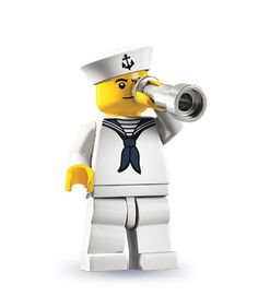 "Sailor -- ""Aye aye, Cap'n!"" 