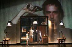PROJEÇÕES (conversando passado e presente) --La Fura dels Baus 2005 - La Metamorfosis de Kafka
