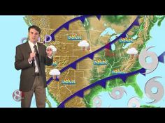 Ever wonder what a weather forecast for the Apocalypse would look like? Neither had we! #studioC #comedy