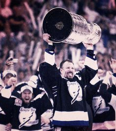 Stanley Cup Champions | June 7, 2004 – The Lightning win their first Stanley Cup in franchise history with a 2-1 win in Game 7 versus the Calgary Flames at the St. Pete Times Forum. Ruslan Fedotenko scores both goals in the victory and the Lightning capture their first championship as Brad Richards is named MVP of the 2004 postseason.