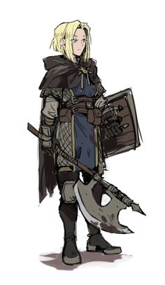 Dungeons And Dragons Characters, Dnd Characters, Fantasy Characters, Female Characters, Female Character Design, Character Design References, Character Concept, Character Drawing, Fantasy Concept Art
