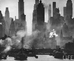 New York City, September, 1946.