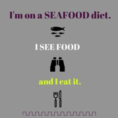 There is nothing wrong with eating everything in sight. #seefooddiet #foodie #eat #usetoast