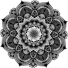 Mandala Tom Gilmour Tattoos