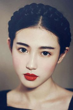 french red lip - Google 搜尋