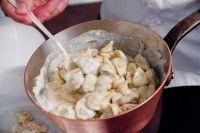 Tortellini alla crema di Parmigiano
