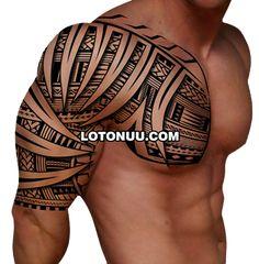 Samoan tattoo 29 Más