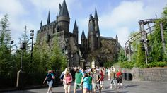 Wizarding World of Harry Potter Touring Plan