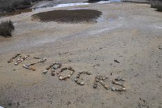 Pottery Marks, South Island, New Zealand, Studio, Beach, Water, Outdoor, Scary, Nice Asses