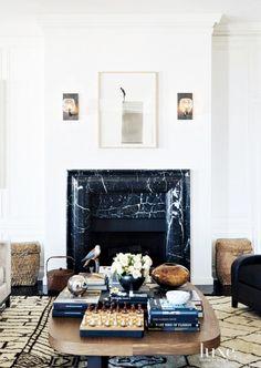 Step Inside a Gorgeous and Glam San Francisco Apartment via @mydomaine