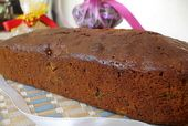 This fruit cake recipe is adapted from an old magazine. Loaded with dried fruits steeped in rum and wine, richly flavored with aromatic spices, nicely balanced flavors, not too sweet and slightly dense fruit cake is a keeper with flavor, color and texture improving with age.