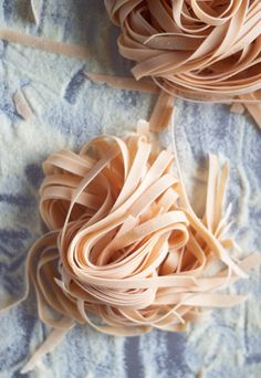 Homemade Red Pasta (Blogging Over Thyme)