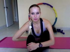 Exercises for your lower abdominal - part what hard to get. Работаем с нижней частью живота - ленивая мышца.