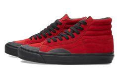 """GOSHA X VANS SK8-HI SUEDE - Sk8-Hi for A/W'15   <a href=""""http://www.skateshoesph.com"""">Skate Shoes PH</a>"""