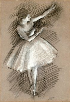 Choose your favorite edgar degas drawings from millions of available designs. All edgar degas drawings ship within 48 hours and include a money-back guarantee. Degas Drawings, Degas Paintings, Drawing Sketches, Art Drawings, Sketching, Edgar Degas, Ballerina Sketch, Ballet Painting, Unique Drawings