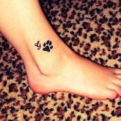 100 Cat Tattoo Designs For Cat Lovers A password will be e-mailed to you. 100 Cat Tattoo Designs For Cat Cat Tattoo Designs For Cat LoversSome of the Best and Cute C Tatoo Dog, 1 Tattoo, Dog Tattoos, Piercing Tattoo, Animal Tattoos, Print Tattoos, Small Tattoos, Tattoos Skull, Tatoos