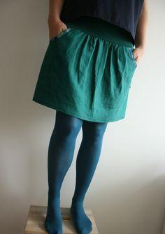 l n ě n á p a v í z e l e ň...M/L Ballet Skirt, Skirts, Fashion, Moda, Tutu, Fasion, Skirt, Fashion Illustrations