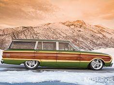 Ford Falcon | 1963 Falcon Squire