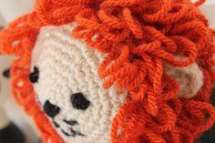 LION au crochet, doudou, lovey, plush AmiguruMINE - Crochet - AmiguruMINE ! Mes Amigurumis crochet