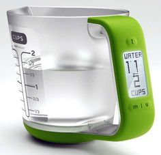 Kitty Baking Tools - This Cat Measuring Cup Set is Both Adorable and Practical (GALLERY)