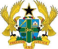 Coat of arms of Ghana - Ghana - Wikipedia, the free encyclopedia