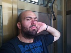 Como no, tocaba selfie d espera a mi amigo Óscar xDD