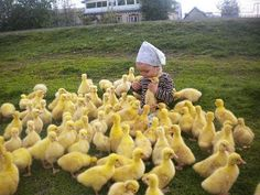This baby living the dream.   42 Adorable Things To Take Your Mind Off The World Imploding