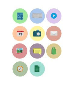 Flat Icons Vector Pack #icon #vector http://www.vectorvice.com/icons-vector-21