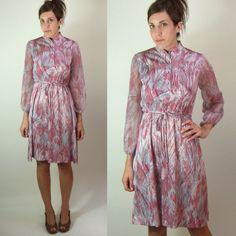 vintage dress - ramonawest - etsy