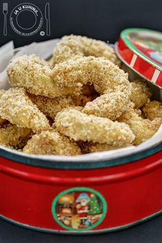 Kitchen Recipes, Baking Recipes, Cookie Recipes, Dessert Recipes, Snack Recipes, Posne Torte, Macedonian Food, Kolaci I Torte, Christmas Lunch