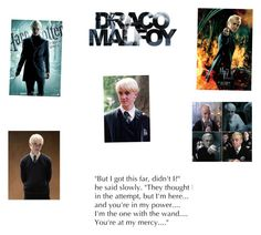 """draco malfoy"" by sherio ❤ liked on Polyvore featuring beauty"