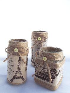 Merchant Hall Jars